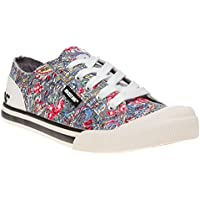 ROCKET DOG Jazzin Brushed Womens Sneakers Multi