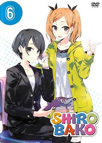 SHIROBAKO 6 [レンタル落ち]