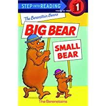The Berenstain Bears' Big Bear, Small Bear (Step into Reading) (English Edition)
