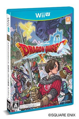 ドラゴンクエストX 目覚めし五つの種族 オンライン (WiiU版)の詳細を見る