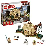 LEGO Star Wars Yoda's Hut 75208 Building Kit (229 Piece) Stacking Toys