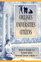 Colleges and Universities As Citizens