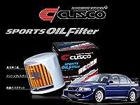 [CUSCO]CP9A ランサーエボリューション5/6-ランエボ5/6-用スポーツオイルフィルター(エレメント)【00B 001 C】