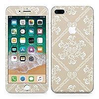 iPhone7 Plus 専用 全面スキンシール フル 背面 側面 正面 液晶 ステッカー スマホカバー ケース 保護シール 010808