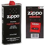 ZIPPO(ジッポー) Zippo オイル缶 【大缶355ml】