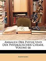 Annalen Der Physik Und Der Physikalischen Chemie, Vierter Band