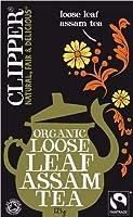 Clipper Fairtrade Organic Assam Loose Leaf Tea 125 g (Pack of 6)