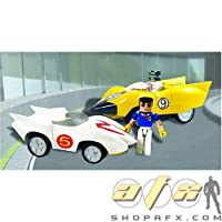 Speed Racer Series 1 Classic Minimates - Speed with Mach 5