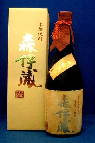 森伊蔵 金ラベル 芋焼酎 25度 720ml