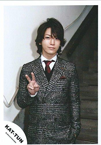 KAT-TUN 公式 生写真 亀梨和也 KT0009