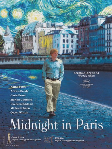 Midnight In Paris by Kathy Bates