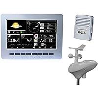 プロフェッショナル WI-FI ワイヤレス ウェザーステーション ソーラパワーセンサー MS-WS-HP2K-1 [並行輸入品]