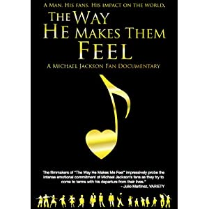 Michael Jackson: The Way He Makes Them Feel: [DVD] [Import]
