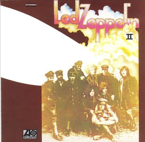 Led Zeppelin - II - Deluxe Edition Remastered Doppel-Vinyl [Vinyl LP] (2 LP)