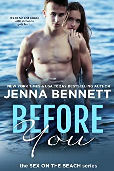 Before You: Sex on the Beach by [Bennett, Jenna]