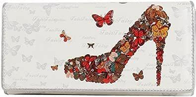 【フェアーフェアリー】 Fair Fairy レディース 財布 長財布 二つ折り 120024
