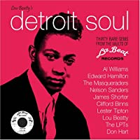 Lou Beatty's Detroit Soul: Thirty Rare Gems