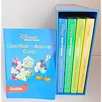 ディズニー英語システム(DWE) トークアロング Q&Aカード
