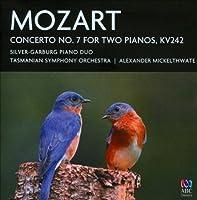 MOZART CONCERTO NO. 7 FOR TWO PIANOS, KV242