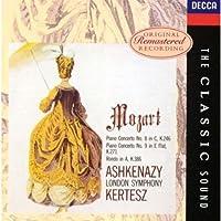 Mozart;Piano Concertos 8&9