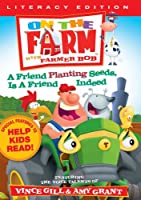 Friend Planting Seeds: On the Farm