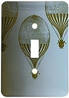 3drose LSP _ 178995_ 13つビンテージホットAir Balloons–Single切り替えスイッチ