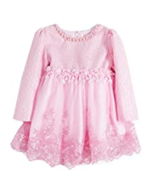 AOIF パニエ 子供ドレス 女の子 キッズ 可愛い ワンピース 演奏会 2028