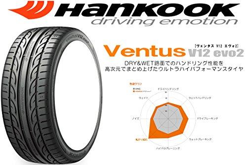 Ventus V12 evo2 K120 225/35R19 88Y XL