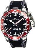 [ハミルトン]HAMILTON 腕時計 カーキ ネイビー オープン ウォーター ダイバーズ H77805335 メンズ 【正規輸入品】