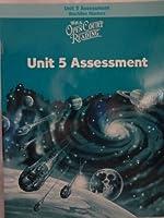 Open Court Reading, Unit 5 Assessment Blackline Masters, Level 5 (IMAGINE IT)