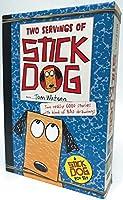 Stick Dog Box Set: Two Servings of Stick Dog: Stick Dog and Stick Dog Wants a Hot Dog