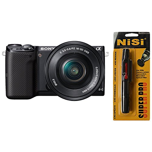 SONY ソニー デジタル一眼カメラ「NEX-5T」パワーズームレンズキット(ブラック) NEX-5T NEX-5TL-B