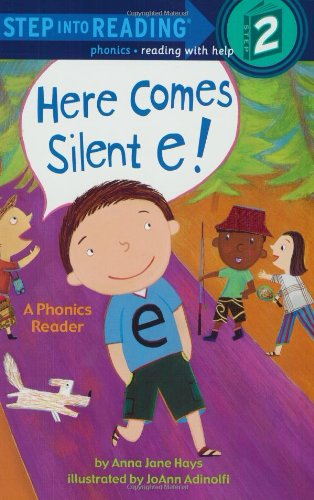 Here Comes Silent E! (Step into Reading)の詳細を見る