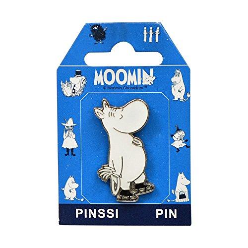Moomin ムーミン フィギュアスケート世界選手権2017 限定ピンバッチ ムーミン...