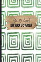 You Are Loved Enneagram 6w7: Daily Journal inspired by Enneagram number six wing seven