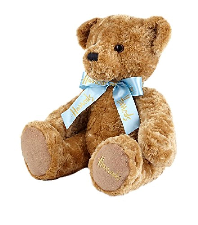 (ハロッズ) Harrods 正規品,オリビアベア,テディベア, ぬいぐるみ Harrods Large Oliver bear