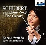 シューベルト:交響曲第8番「ザ・グレイト」 画像