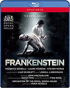 Frankenstein [Blu-ray] [Import]