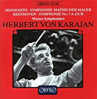 Symphonien Mathis Der Maler by HINDEMITH / BEETHOVEN (1995-12-12)
