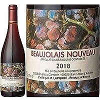 新酒/[Lapierre]ラピエール、シャトー・カンボン ボジョレー・ヌーボー 2019 (赤)750ml