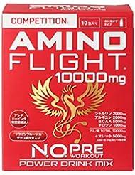 アミノフライト10000mg -コンペティション- 20g×10包入り 粉末(水に溶かすタイプ)