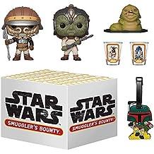 FUNKO Star Wars SMUGGLER'S Bounty Box: Jabba's Skiff Theme