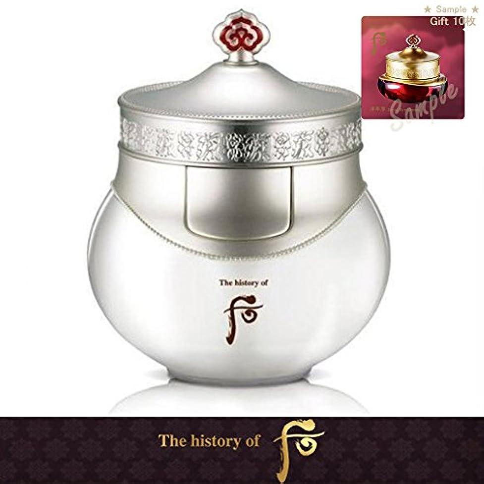 一致するインレイ累積【フー/ The history of whoo] Whoo 后(フー) The history of whoo Gongjinhyang Seol Whitening & Mositure Cream ゴンジンヒャン設定美...