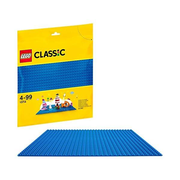 レゴ(LEGO) クラシック 基礎板 <ブルー>...の商品画像