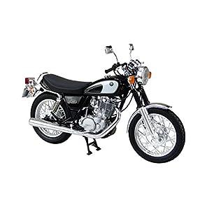 青島文化教材社 1/12 バイクシリーズ No.17 ヤマハ SR400/500 1996 プラモデル