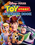 Toy Story Coloring Book: Toy Story 4 Jumbo Coloring Books With High Quality Images For All Ages Based On 2019 Cartoon