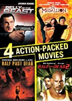 4 Action-Packed Movies Collection [DVD] [Import]