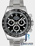 [ロレックス]ROLEX 腕時計 コスモグラフ デイトナ ブラック 116500LN メンズ [並行輸入品]