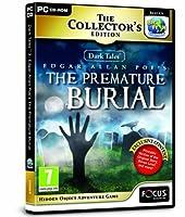 Dark tales 3 Edgar Allan Poe's Premature Burial Collector's edition (輸入版)