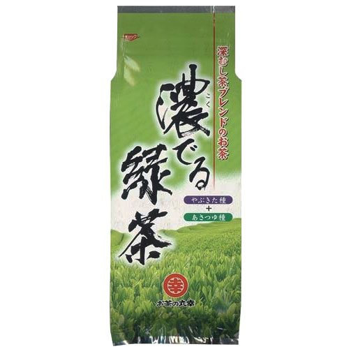 お茶の丸幸 濃出る緑茶 150g